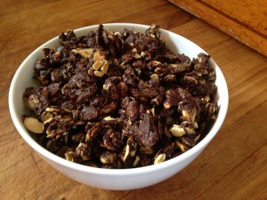 Chocolate Pumpkin Seeds