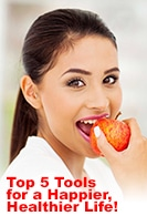 Top 5 Tools for a Living a Happier, Healthier Life http://happywelllifestyle.com/5-tools-happy-healthy-life